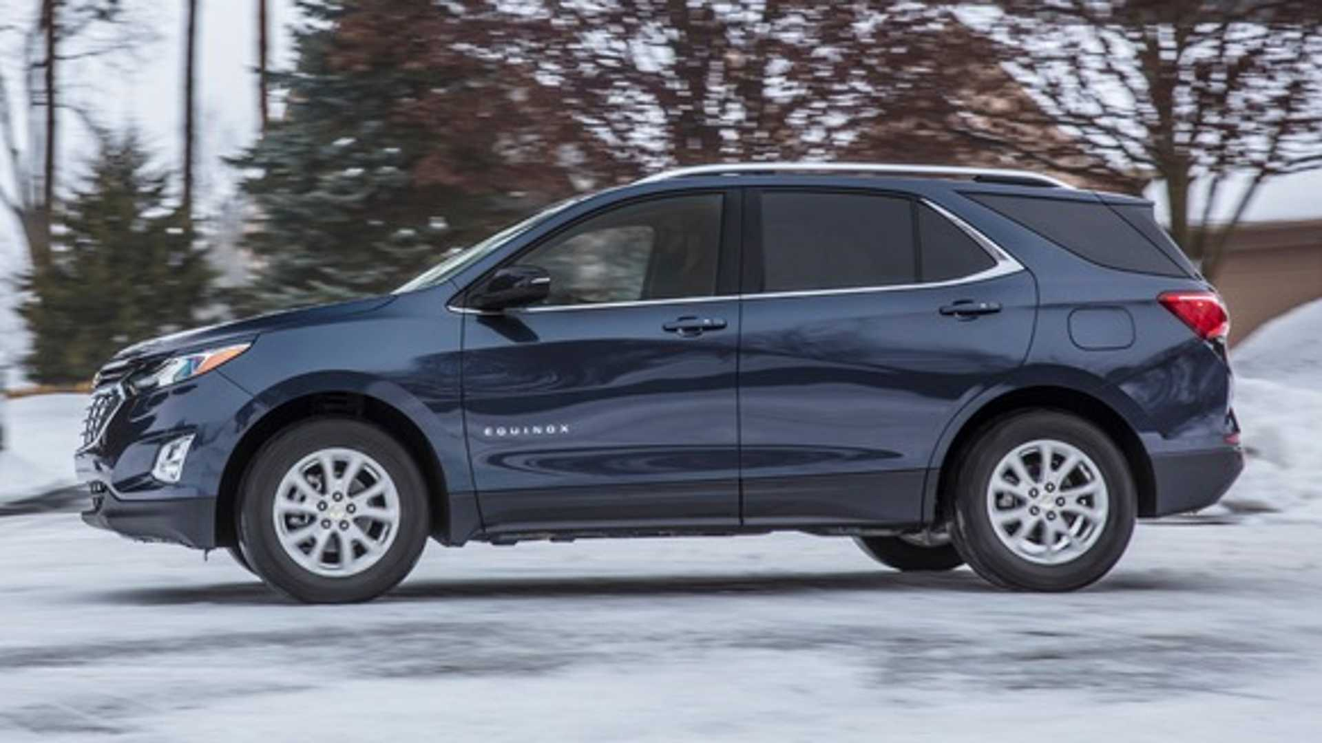 87 All New 2020 Chevy Equinox Ratings