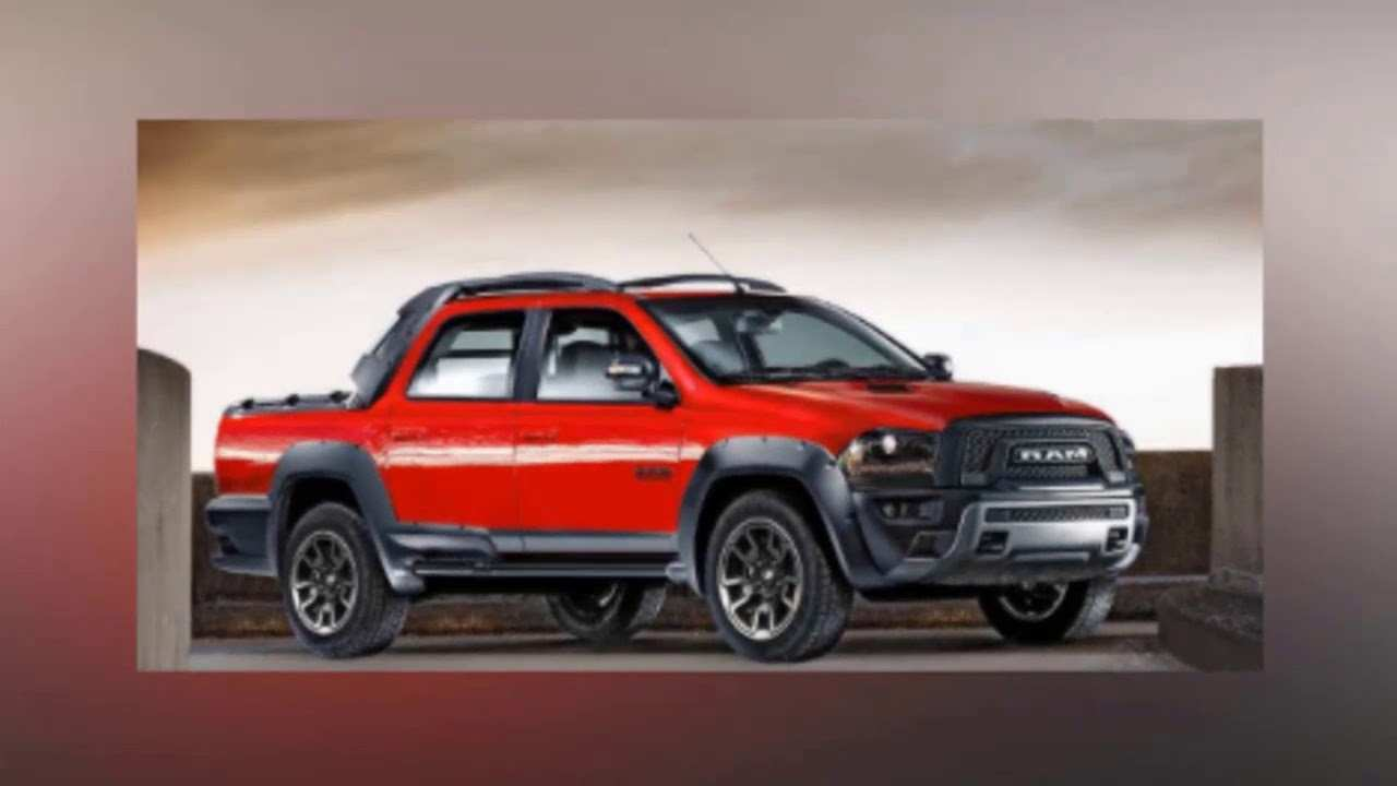 87 All New 2020 Dodge Dakota Concept And Review