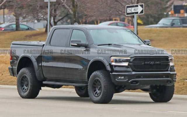 87 All New 2020 Dodge Ram 2500 Specs and Review