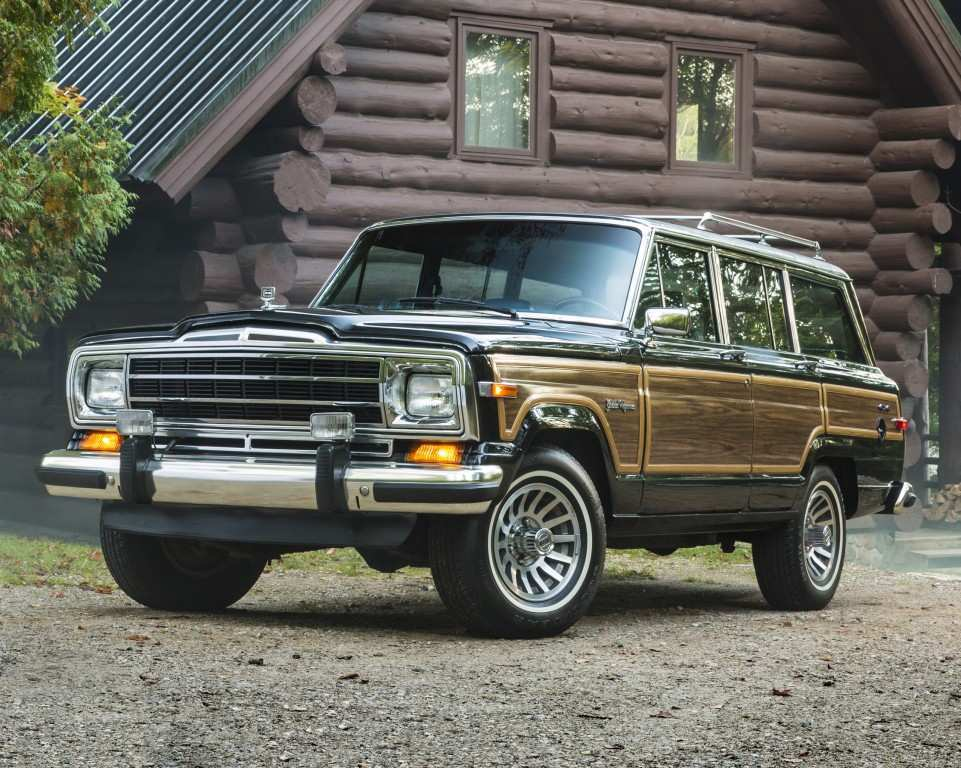 87 All New 2020 Jeep Wagoneer History