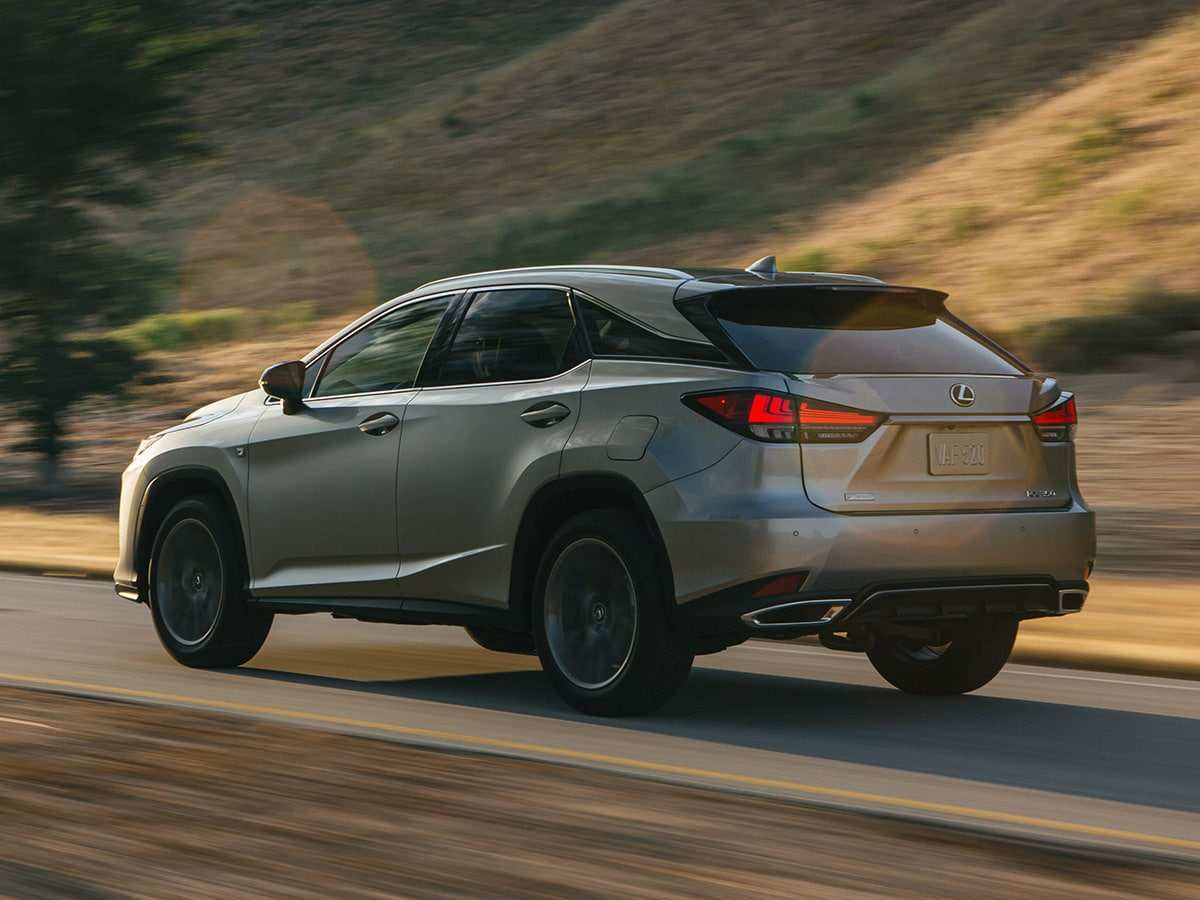 87 All New 2020 Lexus Rx 350 F Sport Suv Performance