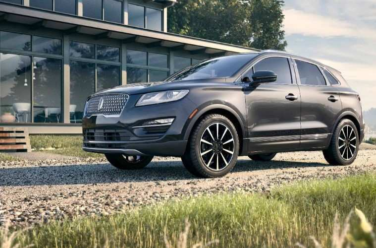 87 All New 2020 Lincoln MKC Spy Shoot