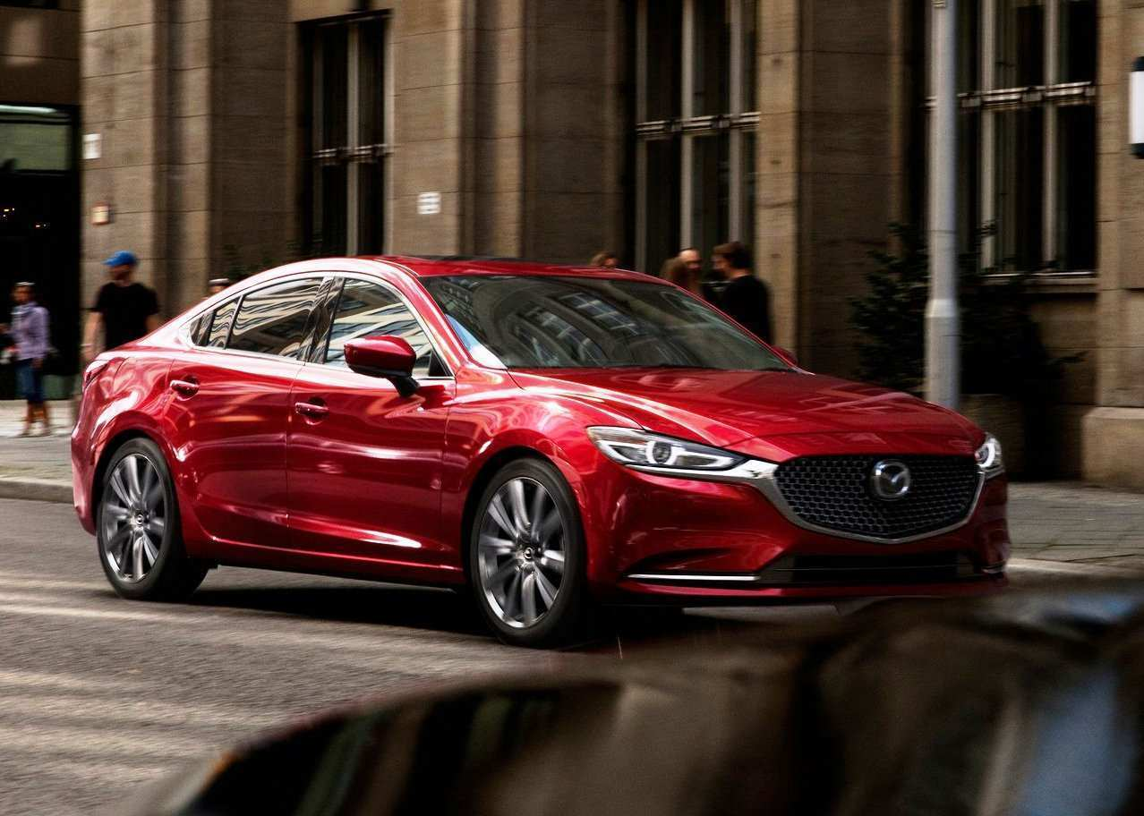 87 All New 2020 Mazda 6 Review And Release Date