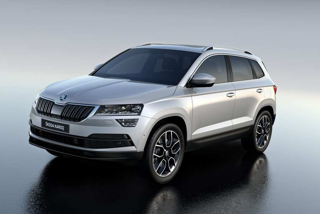 87 All New 2020 Skoda Snowman Full Preview Release Date