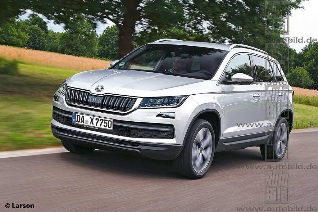 87 All New 2020 Skoda Snowman New Review
