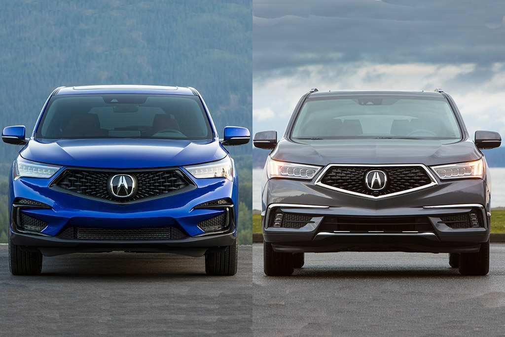 87 All New Acura Mdx 2019 Vs 2020 Rumors