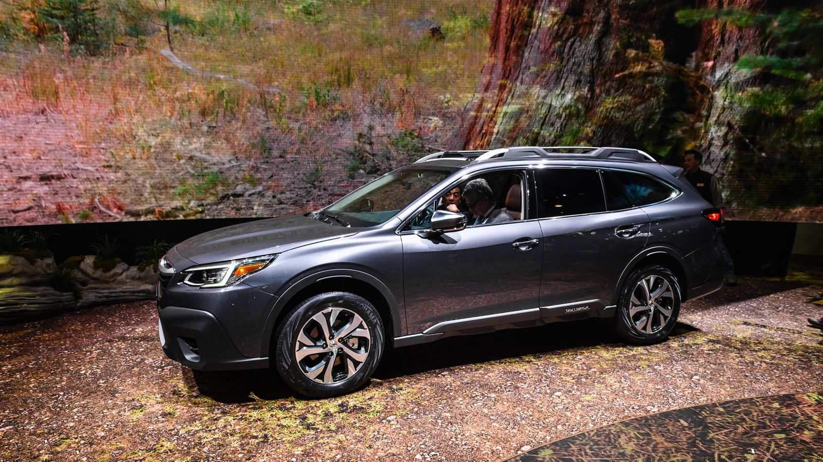 87 All New All New Subaru Outback 2020 Exterior