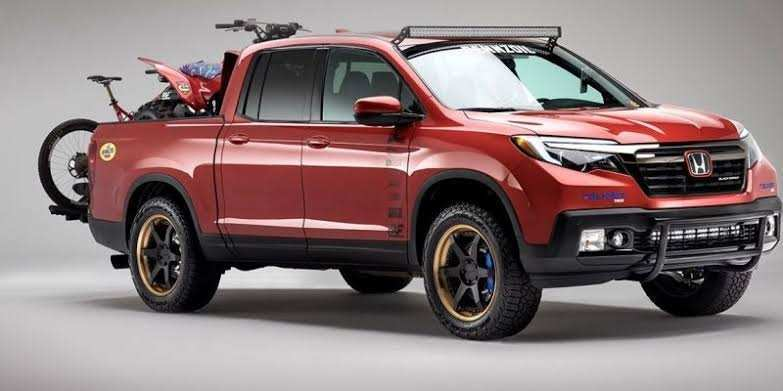 87 All New Honda Ridgeline 2020 Photos
