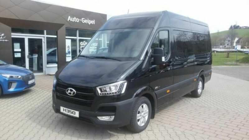 87 All New Hyundai Bus 2020 Pricing