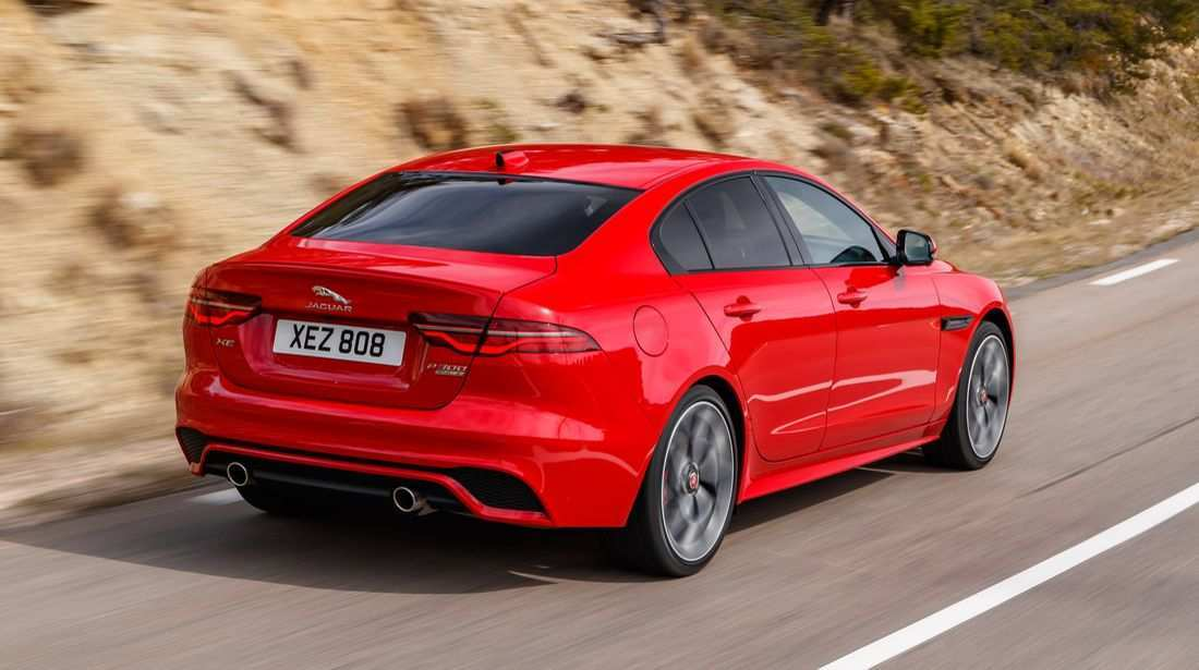 87 All New Jaguar Xe 2019 Performance And New Engine