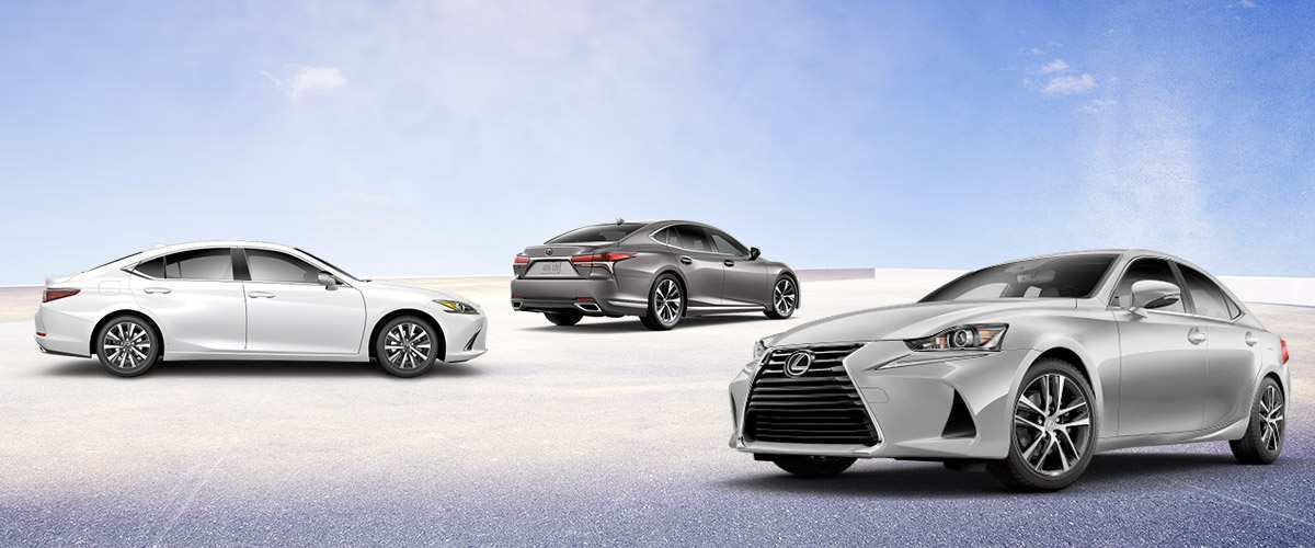 87 All New Lexus 2019 Lineup Photos