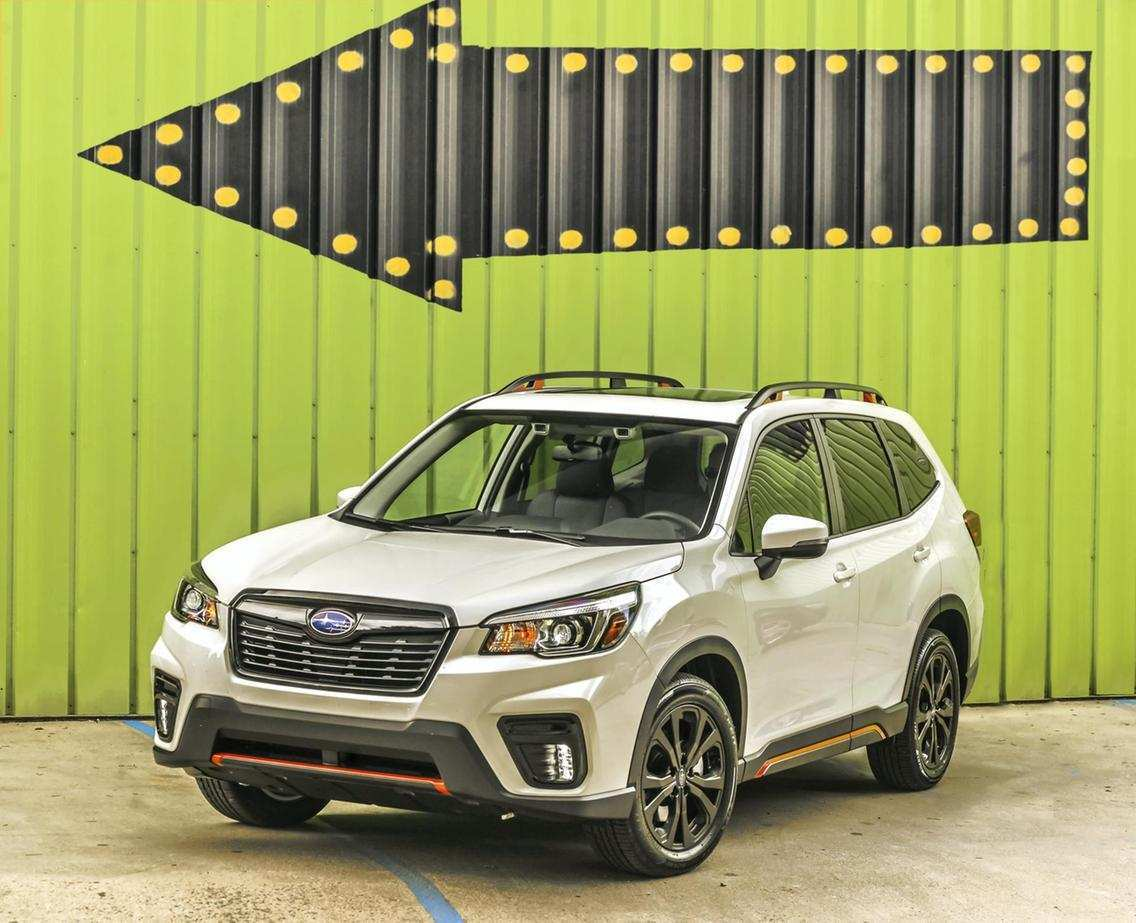 87 All New Subaru Forester 2019 News Price