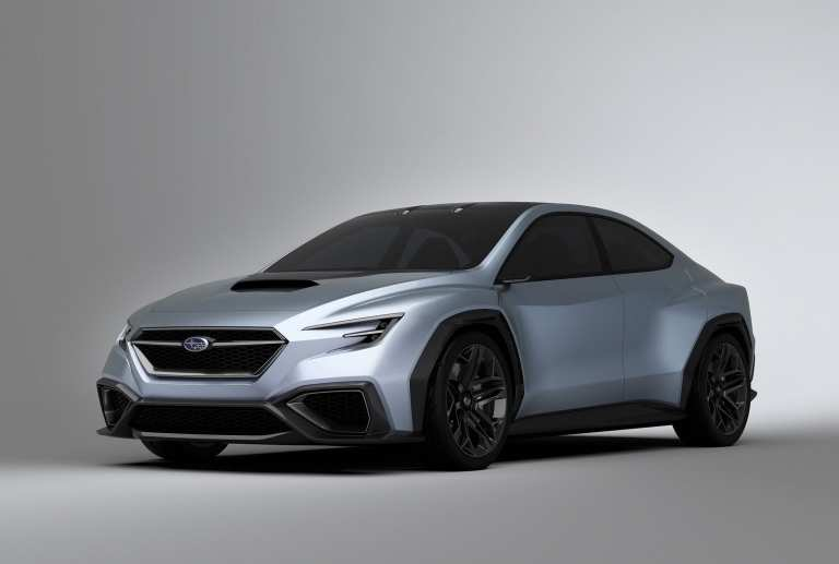 87 All New Subaru Wrx 2019 Release Date Concept