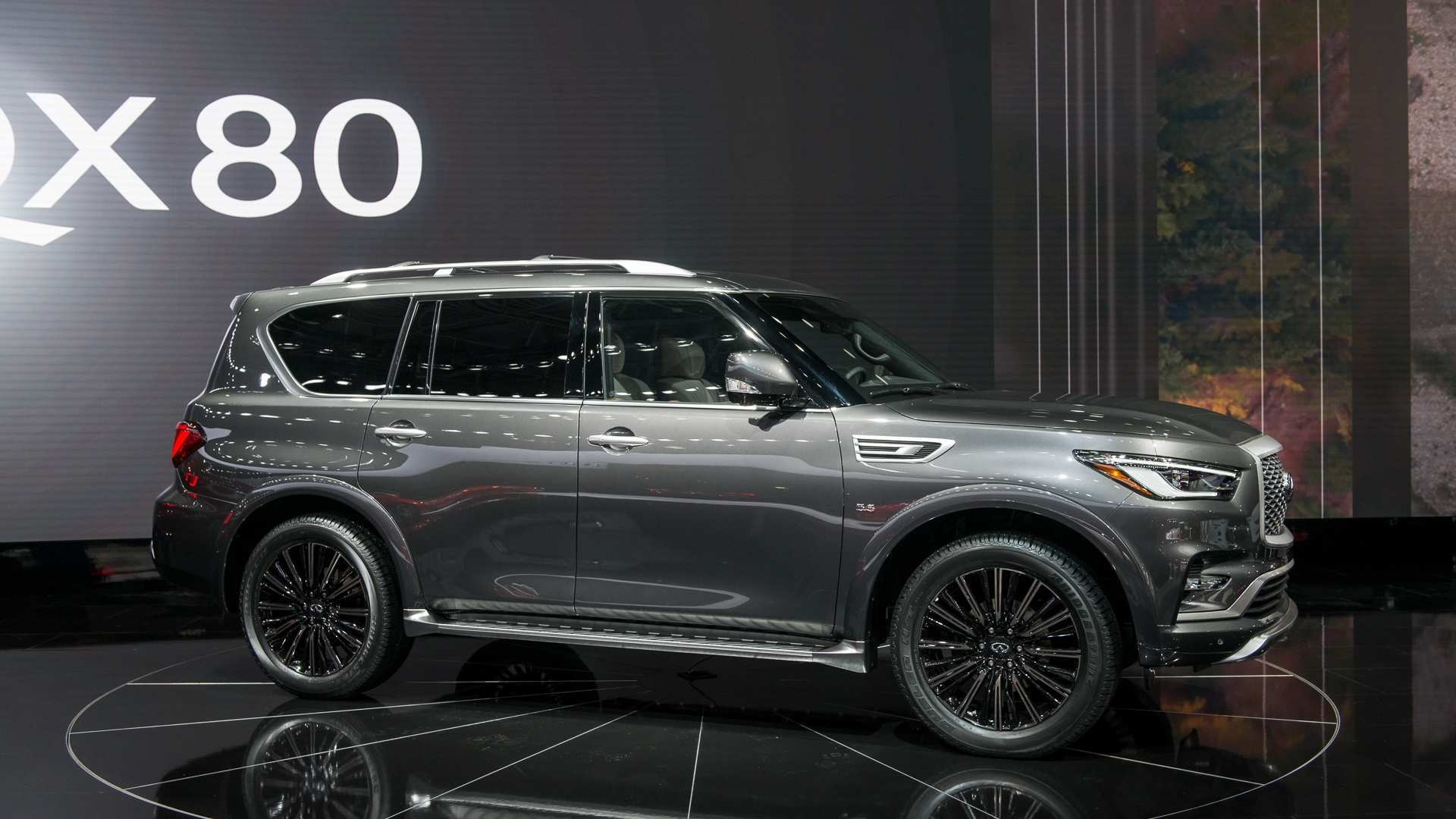 87 Best 2019 Infiniti QX80 New Concept