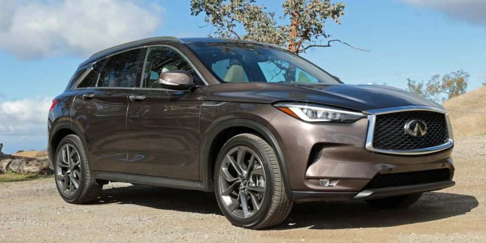 87 Best 2019 Infiniti Qx50 First Drive Specs