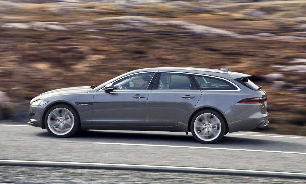 87 Best 2019 Jaguar Wagon Performance And New Engine