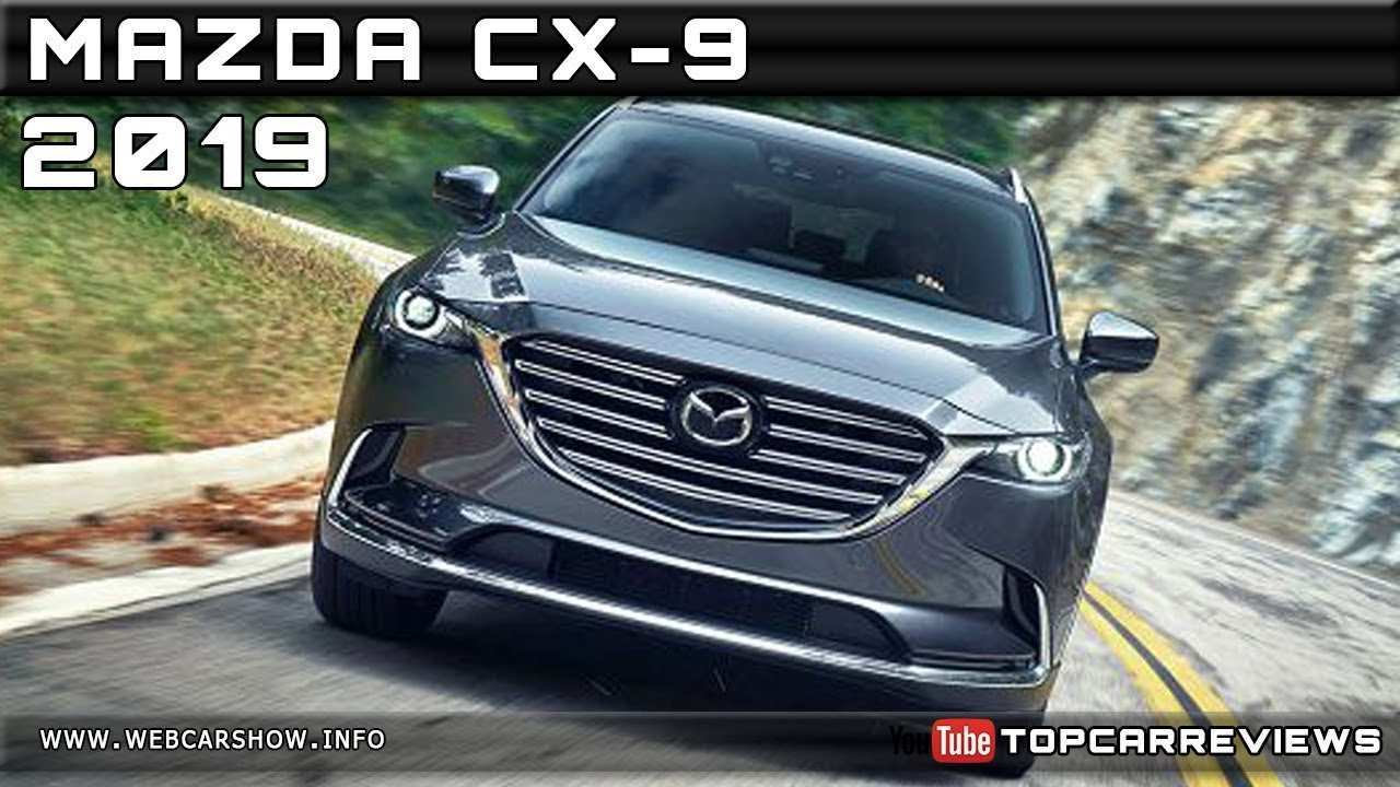 87 Best 2019 Mazda Cx 9 Rumors Configurations