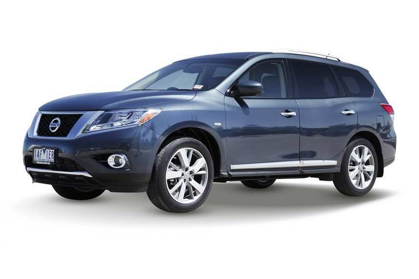 87 Best 2019 Nissan Pathfinder Hybrid Wallpaper