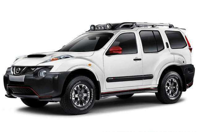 87 Best 2019 Nissan Xterra Pictures