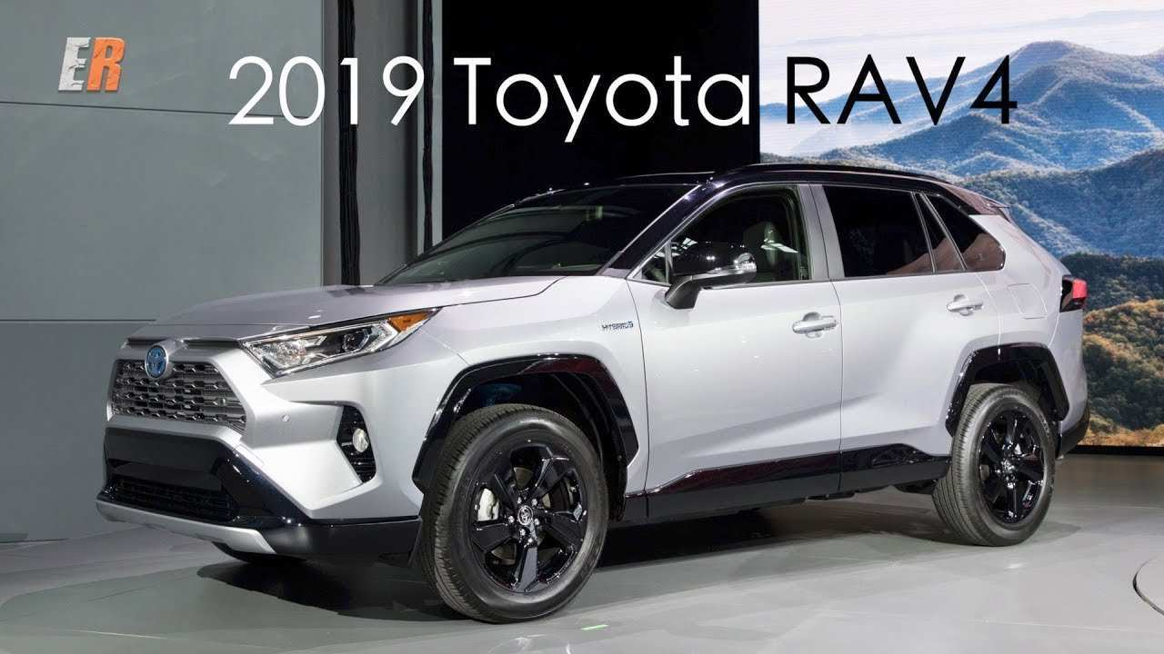 87 Best 2019 Toyota Rav4 Jalopnik Model