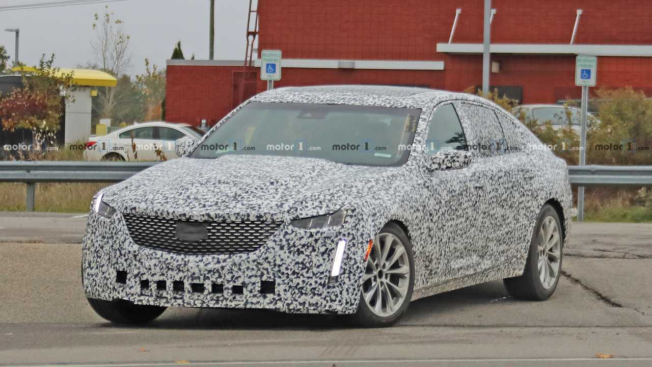 87 Best 2020 Cadillac CTS V Spy Shoot