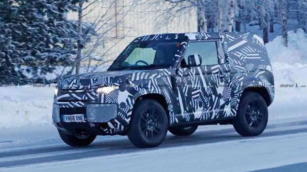 87 Best 2020 Land Rover Defender Concept