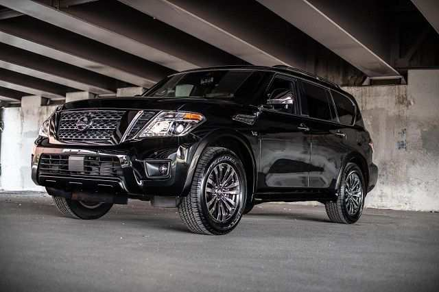 87 Best 2020 Nissan Armada Spy Shoot