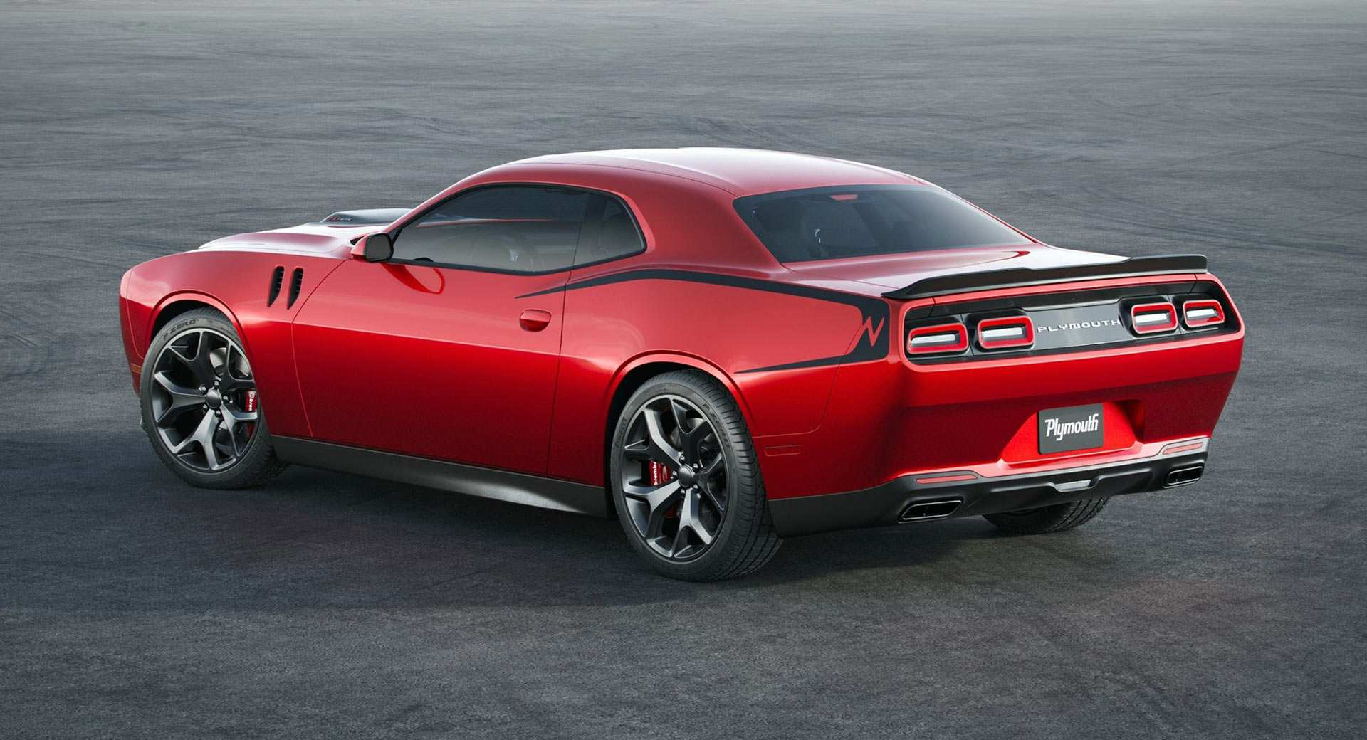 87 Best 2020 Plymouth Barracuda Redesign And Concept