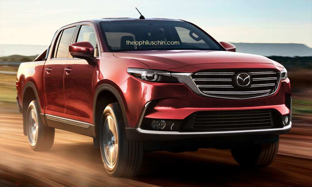 87 Best Mazda Bt 50 Pro 2020 Concept And Review