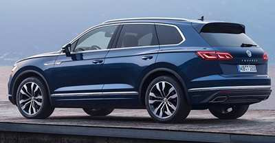 87 Best Volkswagen 2019 Touareg Price Exterior And Interior