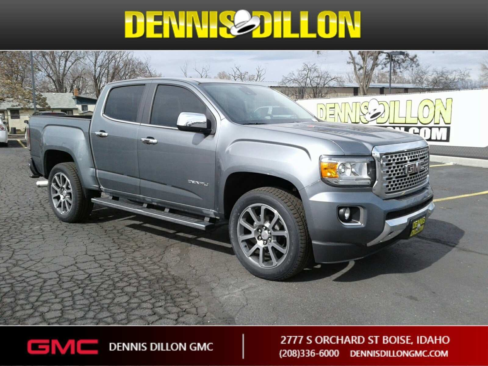 87 New 2019 GMC Canyon Denali Engine
