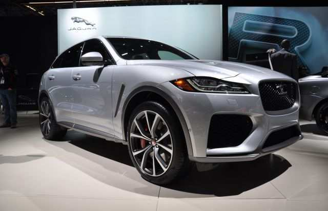 87 New 2019 Jaguar F Pace Svr 2 First Drive