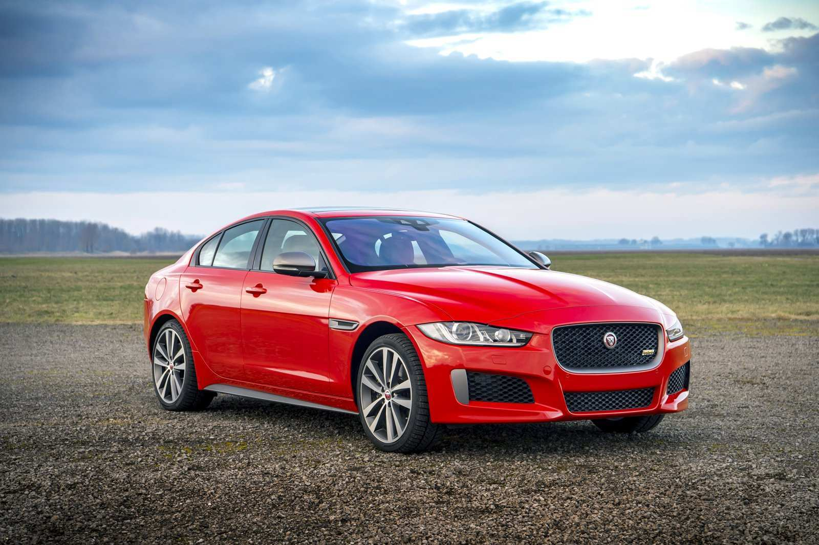 87 New 2019 Jaguar XE Engine