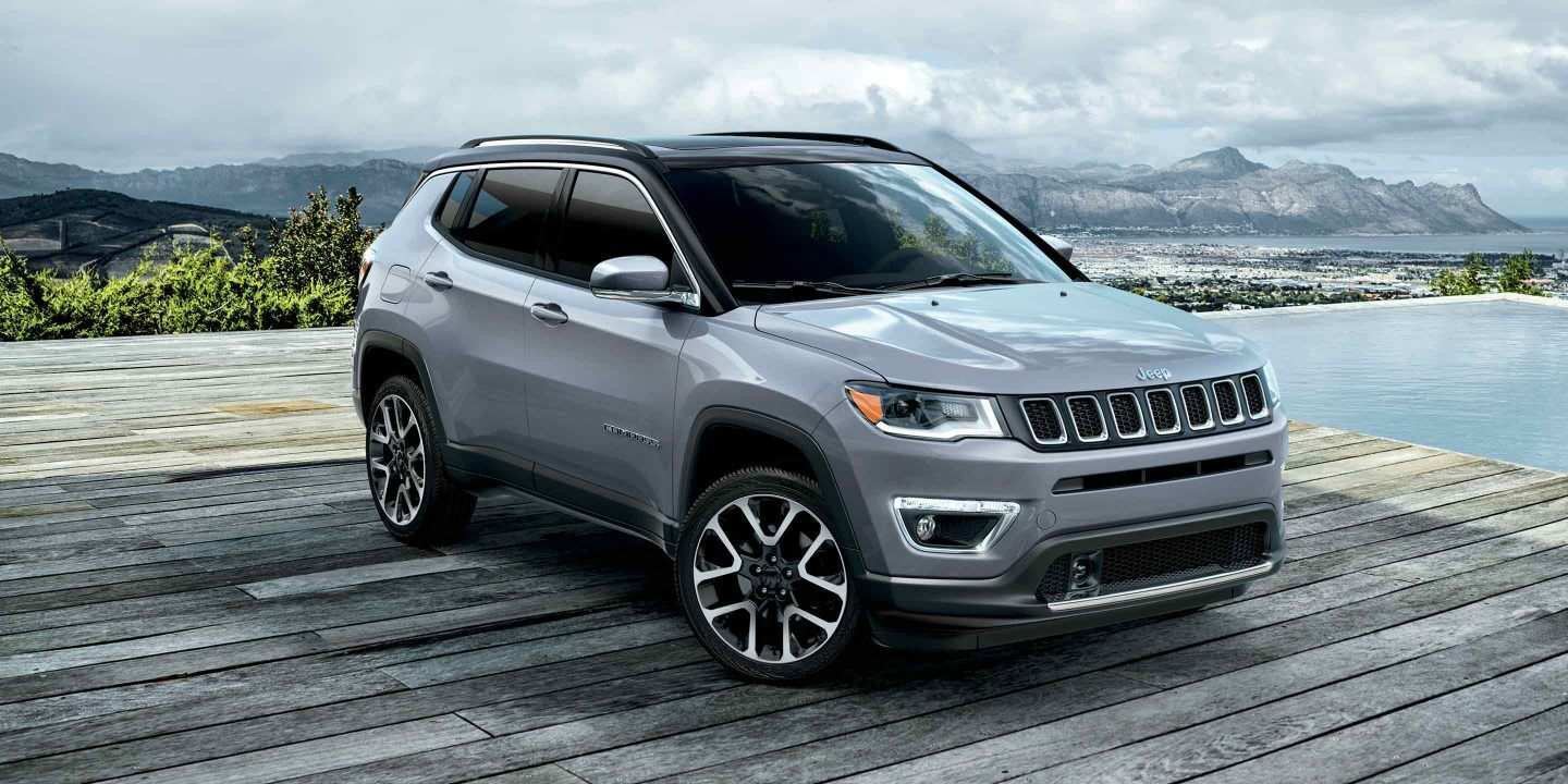 87 New 2019 Jeep Compass Spy Shoot