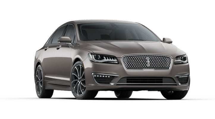 87 New 2019 Lincoln MKZ Hybrid New Review