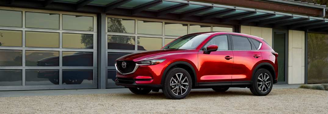 87 New 2019 Mazda CX 5 Redesign And Review