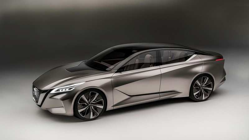 87 New 2019 Nissan Maxima Horsepower Concept And Review