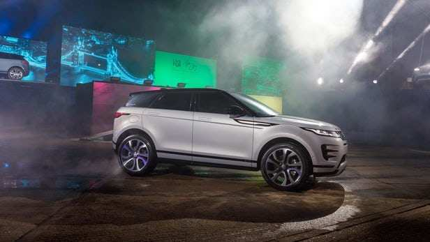 87 New 2019 Range Rover Evoque Concept And Review