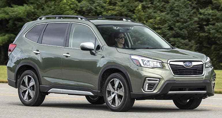 87 New 2019 Subaru Forester Specs