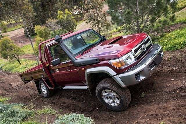 87 New 2019 Toyota Land Cruiser Diesel Price Design And Review