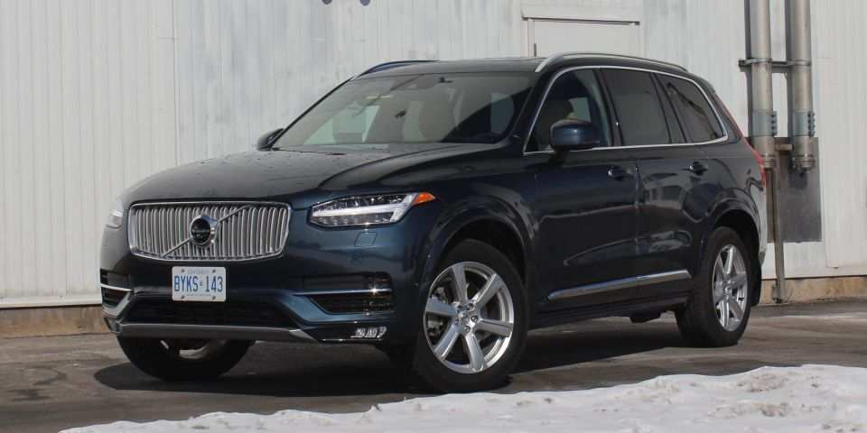 87 New 2019 Volvo XC90 Spy Shoot