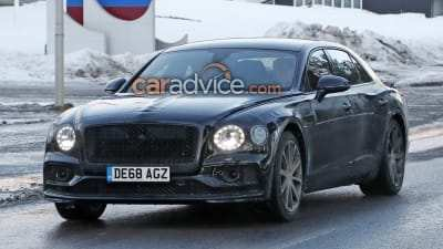 87 New 2020 Bentley Flying Spur Performance And New Engine
