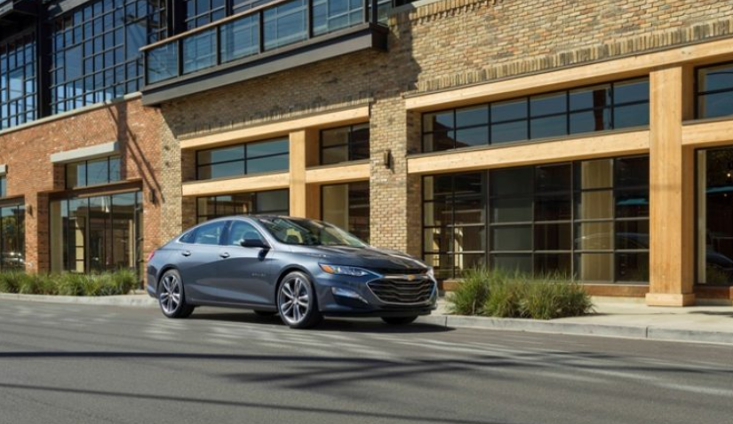87 New 2020 Chevrolet Malibu Photos