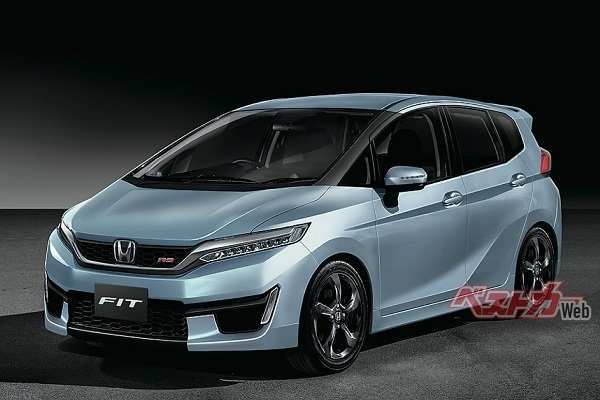 87 New 2020 Honda Jazz Concept