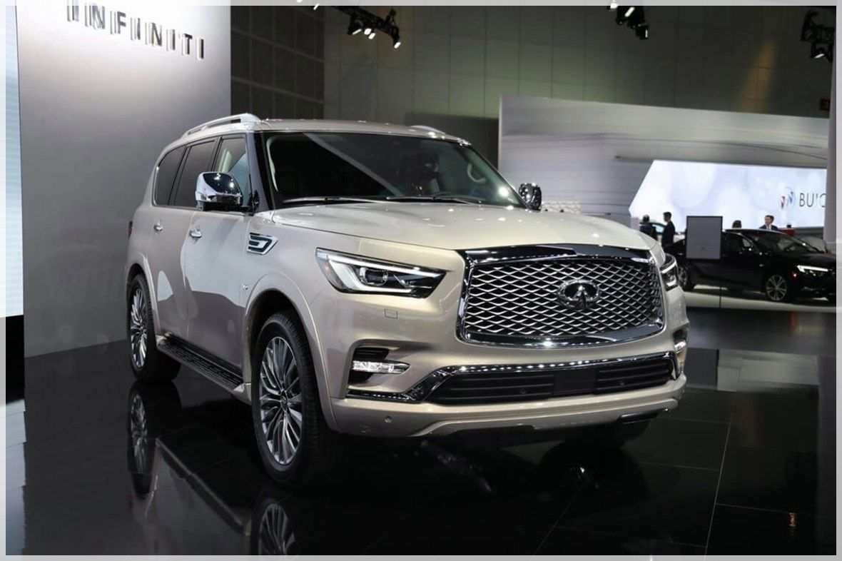 87 New 2020 Infiniti QX80 Release Date And Concept