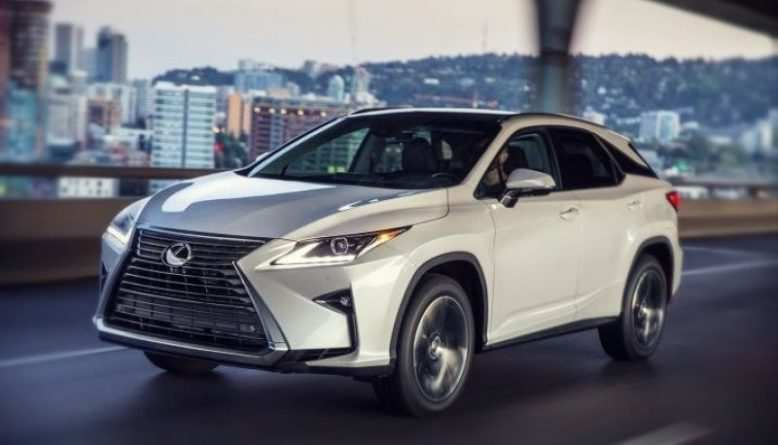 87 New 2020 Lexus Rx 350 F Sport Suv Research New