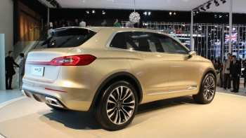 87 New 2020 Lincoln Mkx At Beijing Motor Show Review And Release Date
