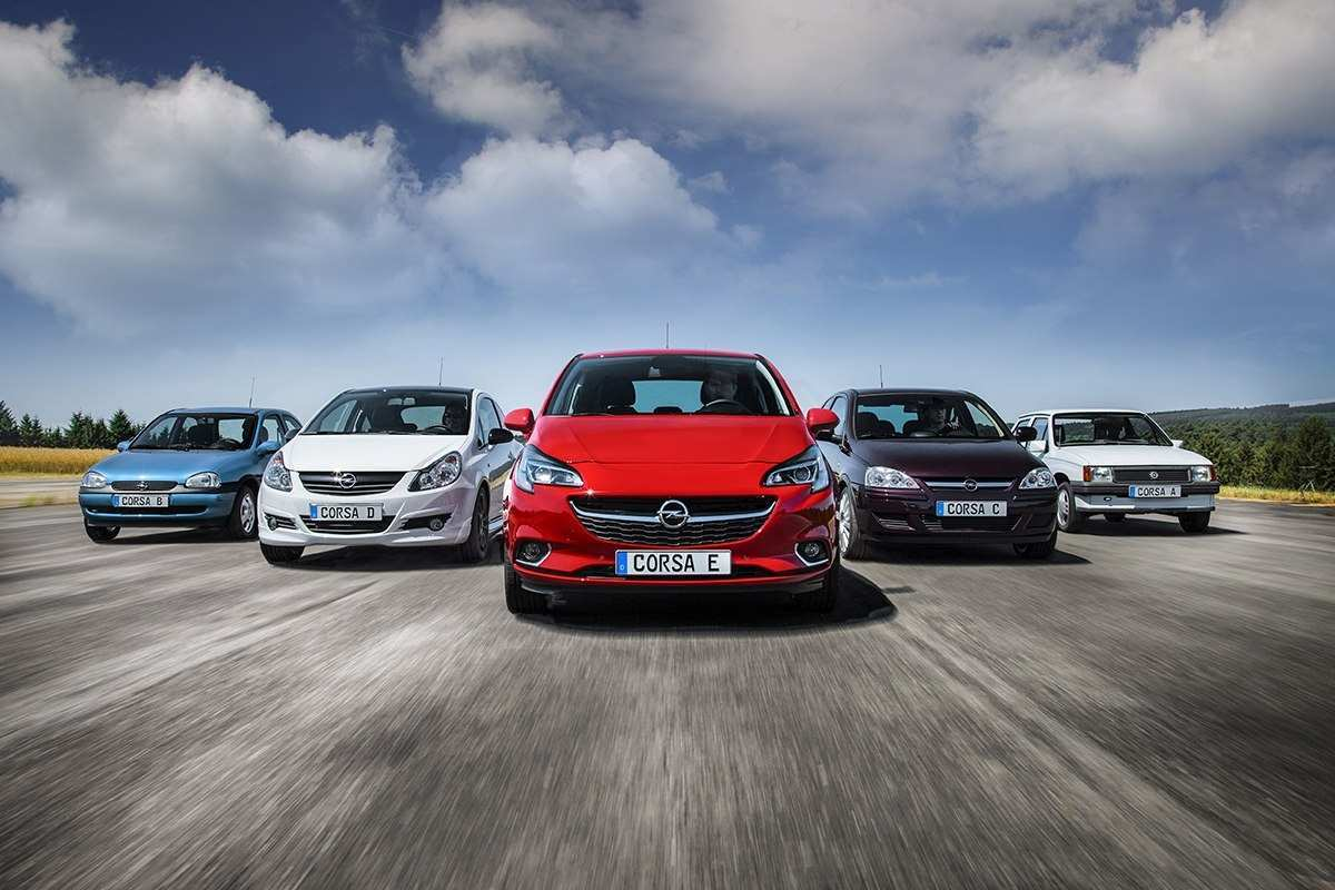 87 New 2020 VauxhCorsa VXR Research New