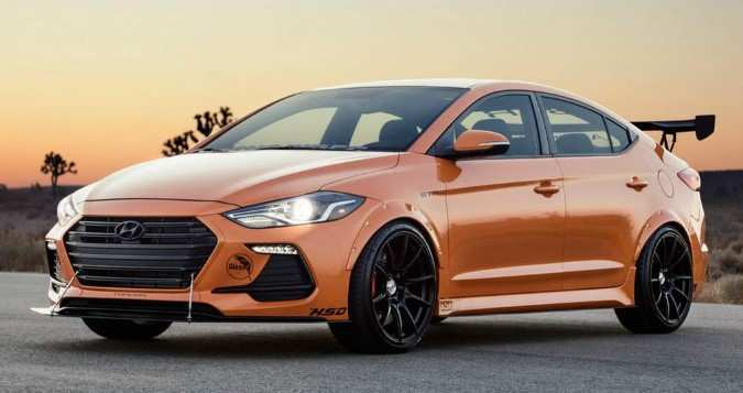 87 New Hyundai Elantra 2020 Interior Model