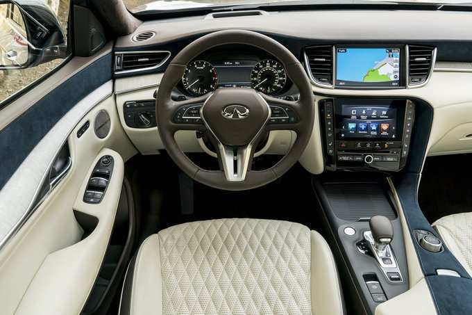 87 New Infiniti Qx50 2020 Specs And Review